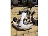 Rolling go kart chassis-NEED GONE