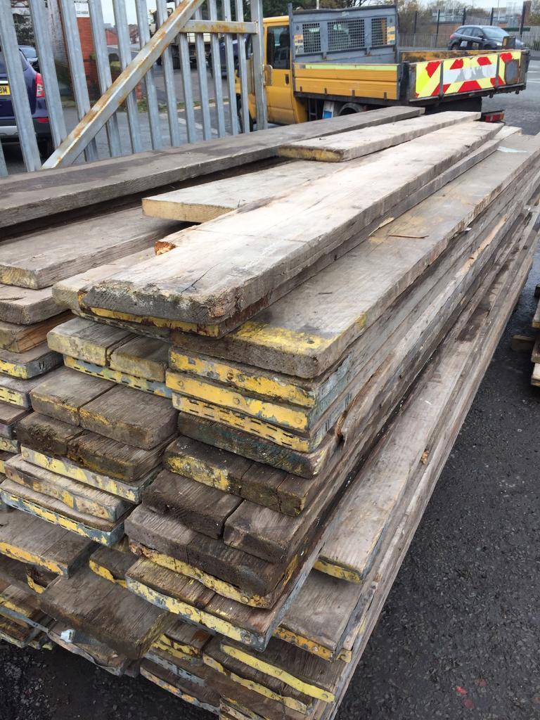 13ft scaffolding boards £5 each