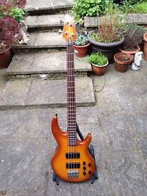 SWEET DEAL! Overwater Aspiration Deluxe 4 Bass. Beautiful condition. Welwyn Garden City.