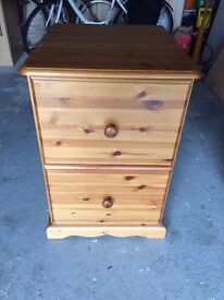 Solid Pine Drawer