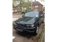 BMW X5 4.4 sport LPG Gas Converted Dual fuel