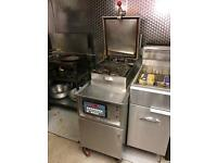 Henny Penny Chicken Fryer For Sale Catering Takeaway