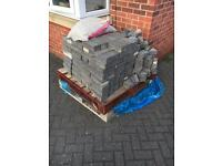 Driveway bricks free for collection