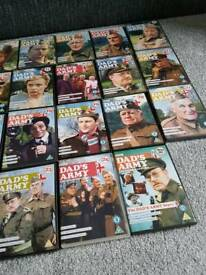 Dads Army DVD's