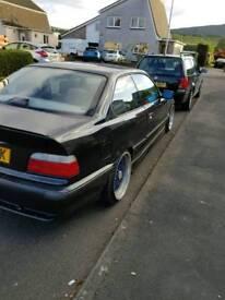 BMW E36 328 BREAKING