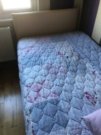 Single Ottoman bed (storage bed)&mattress