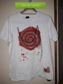 Saw ride t-shirt