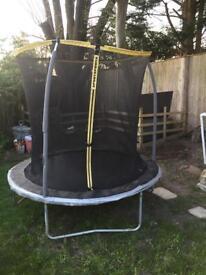 Sports-Power Trampoline 8ft