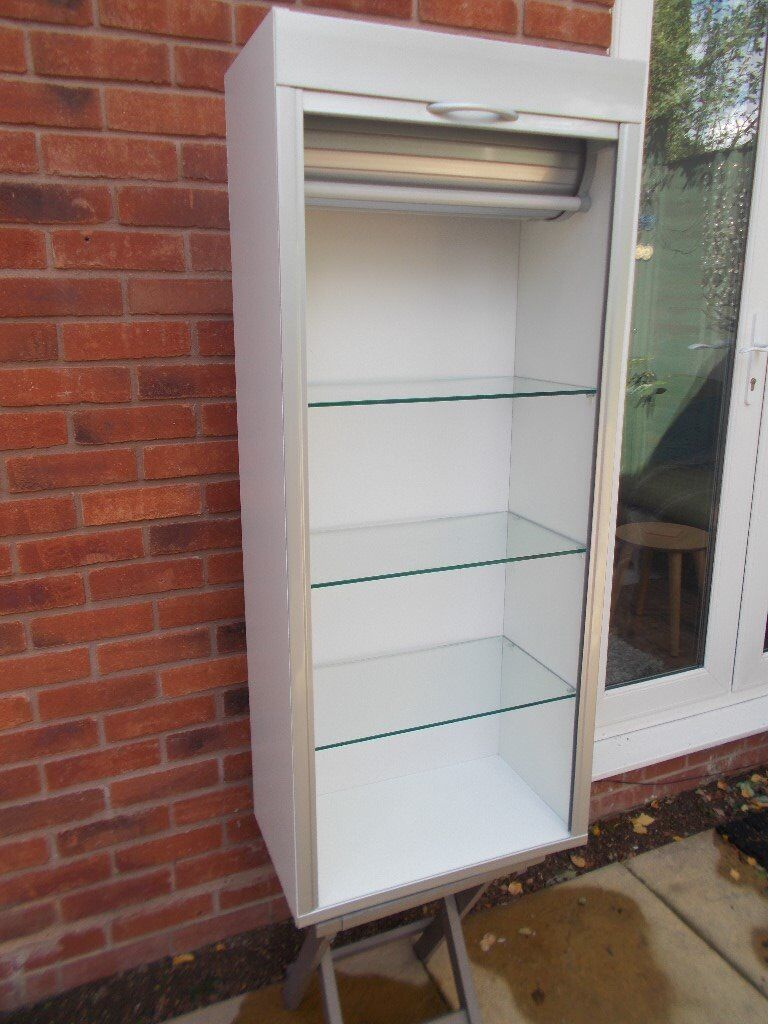 Kitchen Cabinet With Tambour Door In Leamington Spa Warwickshire