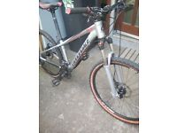 Cannondale SL5 hardtail (breaking for parts)
