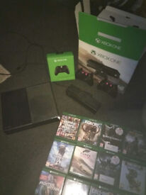 Xbox One Package £275.00 ono