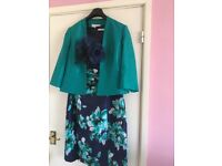 Spring Wedding outfit. Size 16 Jacques Vert Brand Cost £300 Sell £100