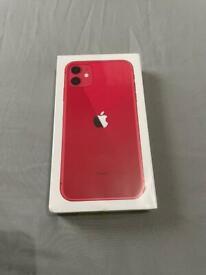 Brand New Apple iPhone 11, 128gb
