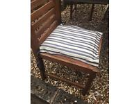 5x outdoor seat cushions