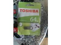 Memory stick 64 gb Phillips brand new packed