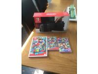 Nintendo switch plus games