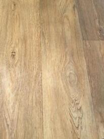 Vinyl flooring off cut 2.60 x 1