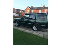 Landrover Discovery II GS 7-Seater Automatic