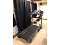 Nautilus T628 Folding Treadmill