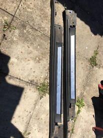 BMW MINI COOPER S SIDE SKIRT N/S 7147915 & 7147916