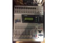 Yamaha 01V Digital Mixing Desk