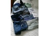 Mens bundle clothes