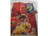 Power Rangers Bed Linen Duvet Set