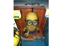 Mixture of minion toys priced in listing