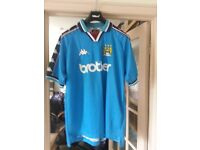 Official Manchester City 2000 Football Top