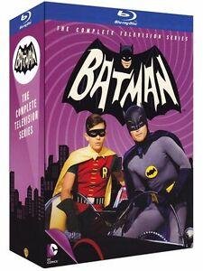 Batman complete TV series 1-3 Adam West English Edition Blu Ray Region Free