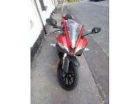 Yzf r125 for sale lovely bike everything you would expect from a yamaha perfect bike c
