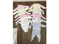 Baby girl clothes 3-6 Months - 33 items or pick and mix