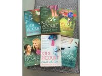Collection of Jodi Picoult and Barbara Delinsky Books