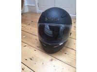 Shoei Z6 matt black helmet