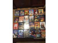 Kids DVDs dvd HD 24 films bundle Walt Disney set