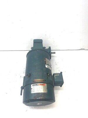 Reliance Gear Motor 444045-pa 12 Hpunibrake U51b Ratio 251 1725 Rpm