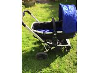 Mothercare Xpedior travel system buggy pushchair