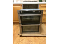 Stoves SGB700PS 700mm Built-Under Gas Double Oven (Stainless Steel)