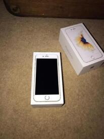 Iphone6s 16gb Gold unlocked