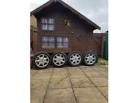 15 inch Ford Softline Wheels 4x108