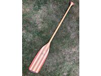 GreyOwl Grey Owl Wooden Canoe kayak paddle No.2