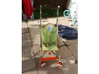 Free pushchair