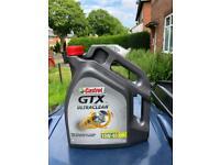 GTX 10W-40 oil