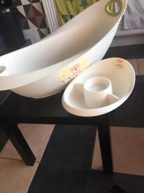 Mothercare bath set