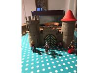 Play mobile Castle