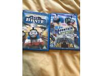 Thomas the tank engine dvd