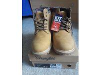 Wrangler boys boots (Brand New)