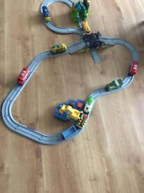 Chuggington Interactive train set.