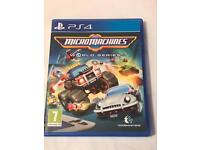Micro Machines PS4 game
