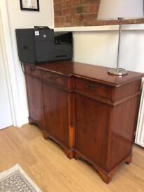 Large Sideboard Unit cupboard cabinet antique